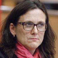 Malmstroem attempts to revive US trade talks