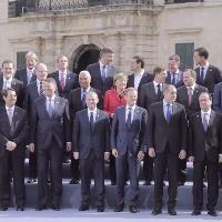 EU leaders united as Trump overshadows summit