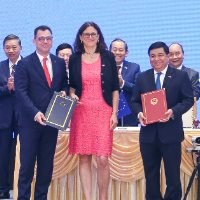 EU-Vietnam trade agreement enters into force